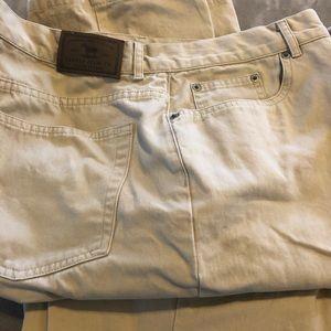 Lauren Ralph Lauren tan pants